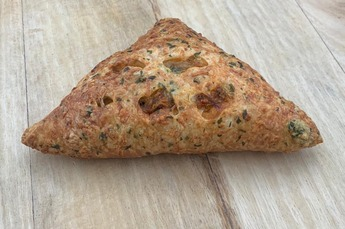 Groenteflap (vegan)